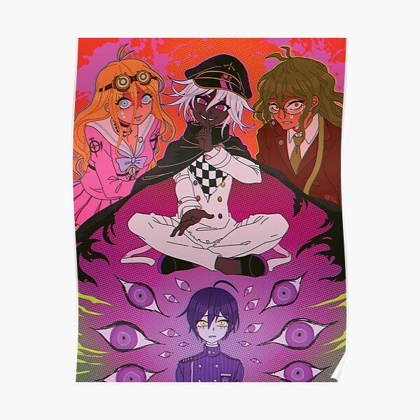 NEW DANGANRONPA V3 — Kokichi Ouma (TRIAL FOUR) Poster