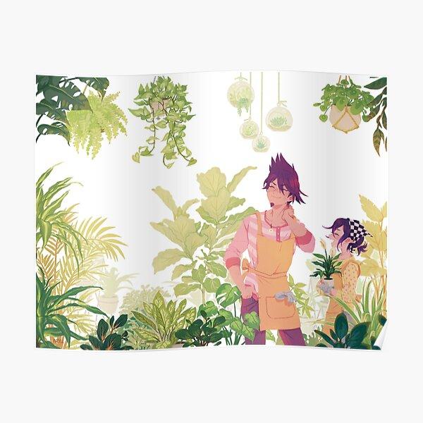 NEW DANGANRONPA V3 — Kaito Momota & Kokichi Ouma (GROWTH) Poster