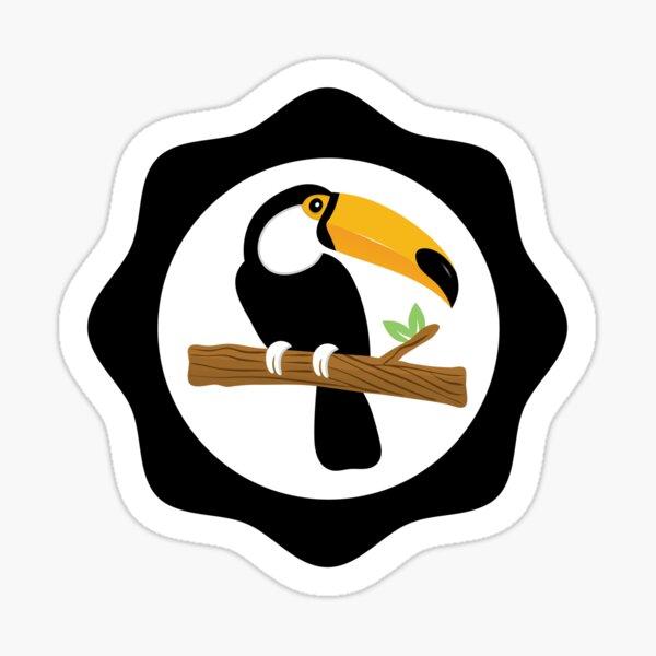Tukan Vogel Sticker