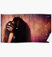 Sherlolly Kiss Poster