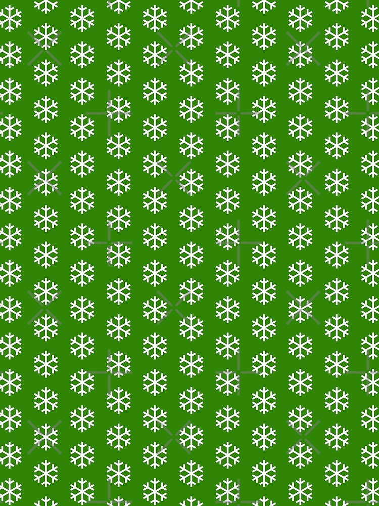 Christmas Snowflake by Emllea