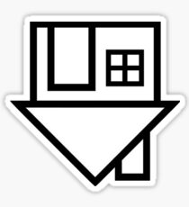 The Neighbourhood Logo Sticker