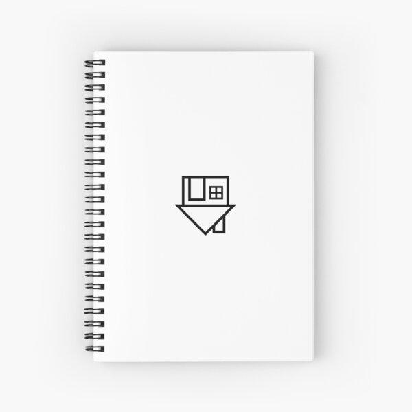 The Neighbourhood Logo Spiral Notebook