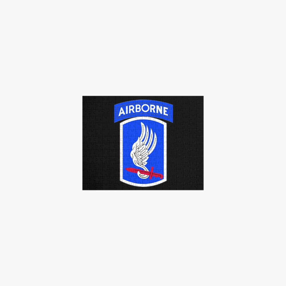 173rd Airborne Jigsaw Puzzle