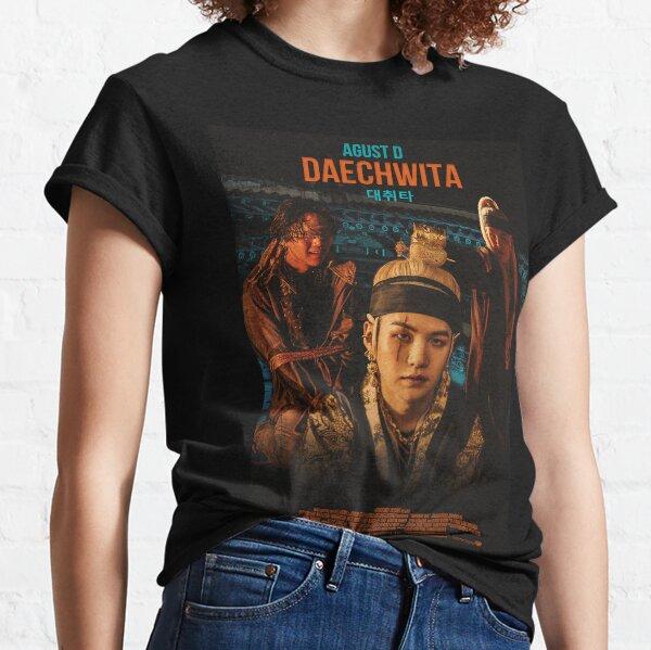 Agust D Daechwita movie poster Classic T-Shirt