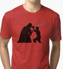 Star Wars Galaxy of Heroes Tri-blend T-Shirt