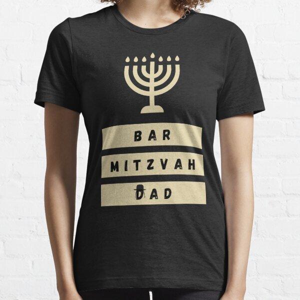 Bar Mitzvah Dad Essential T-Shirt