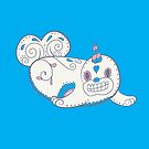 Seel Pokemuerto | Pokemon & Day of The Dead Mashup by abowersock