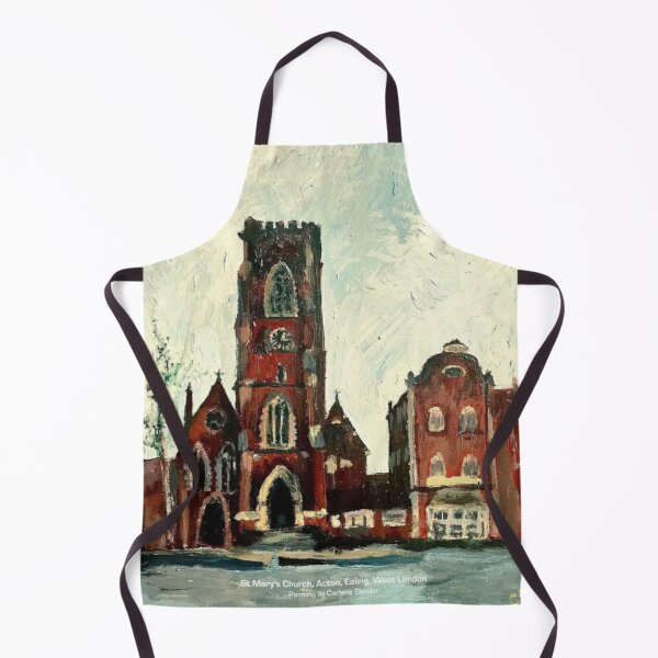St Mary's Church, The Mount, Acton, Ealing, West London Apron