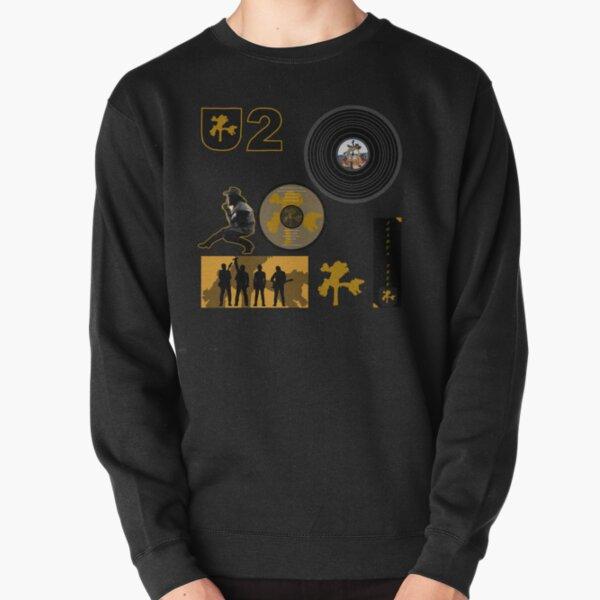 The Joshua Tree (Sticker Pack) Pullover Sweatshirt