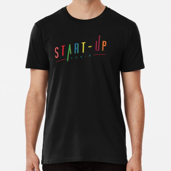 Start-Up (스타트업) Kdrama Premium T-Shirt