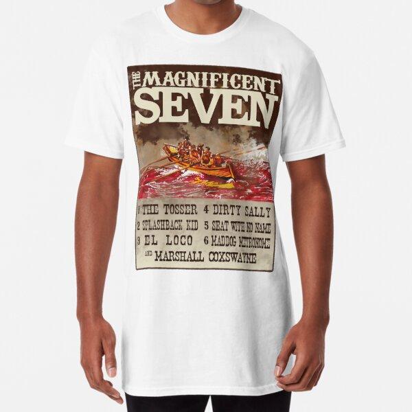 The Magnificent 7 Row Again Long T-Shirt