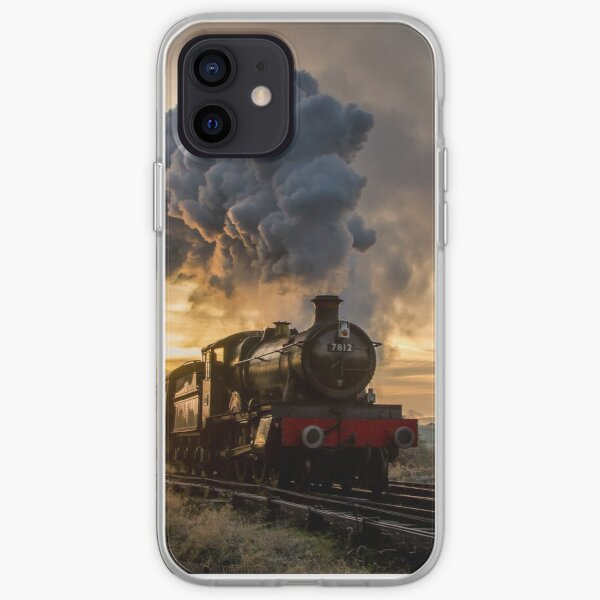 Early morning steam iPhone Soft Case