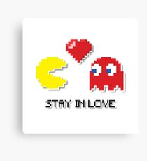 Stay In Love Canvas Print