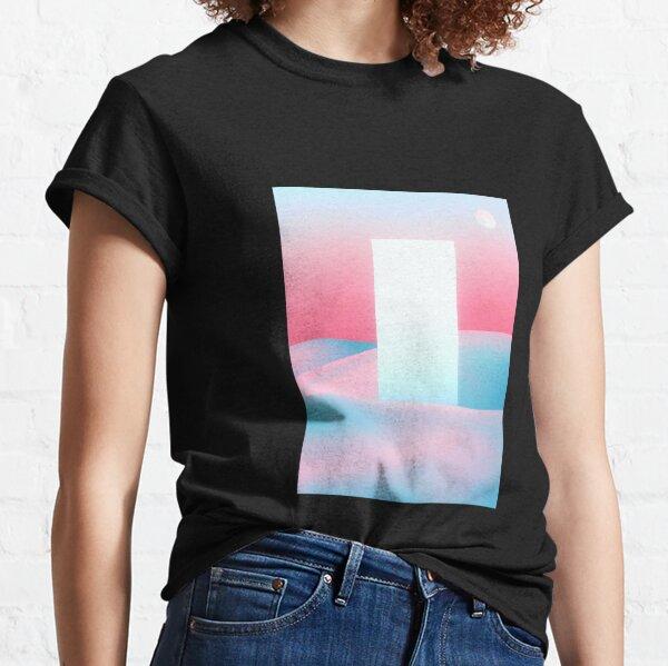 Desert Rectangle Classic T-Shirt