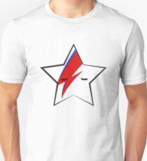 BOWIE STARFACE Unisex T-Shirt