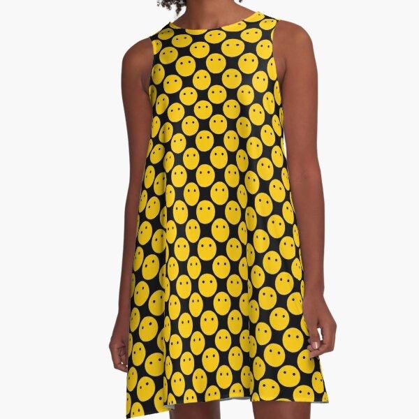 Voiceless: Pattern A-Line Dress