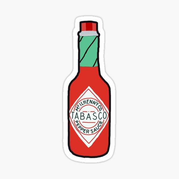 Tabasco Sticker
