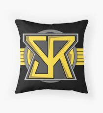 The Standard Bearer Throw Pillow