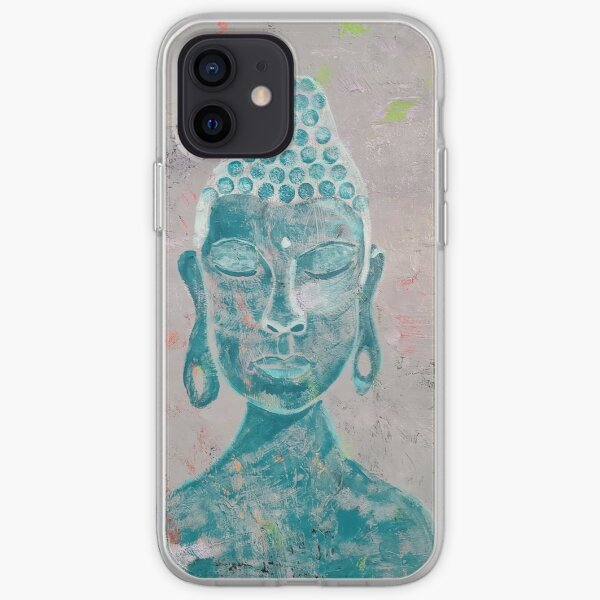 Peace and Calming iPhone Soft Case