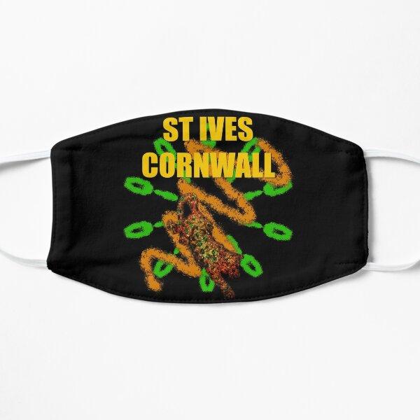St Ives, Cornwall Flat Mask