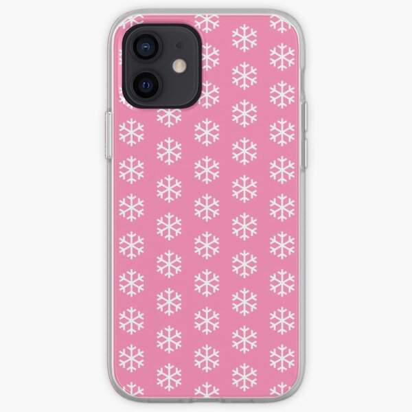 Christmas Snowflake iPhone Soft Case