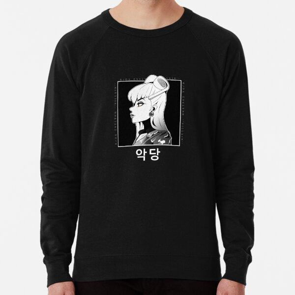 """K/DA Evelynn """"Villain"""" Lightweight Sweatshirt"""