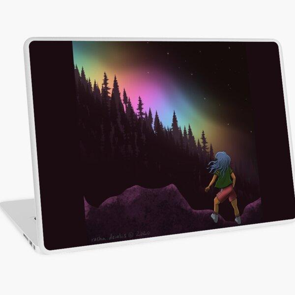 Aurora Laptop Skin