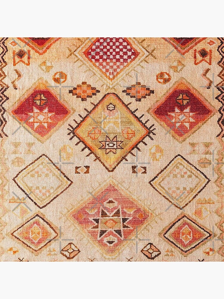 Vintage Berber Desert Traditional Moroccan Style  by Arteresting