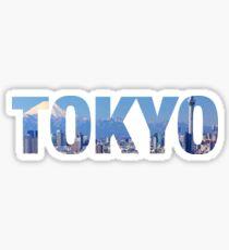 Tokyo - Japan Sticker