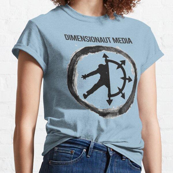 Dimensionaut Media Logo - dark Classic T-Shirt
