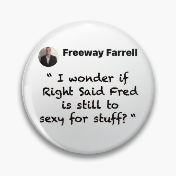 Said fred Pin