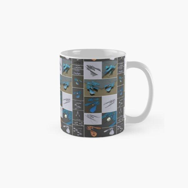 EVOLUTION OF THE RENEGADE MERCHANT Classic Mug