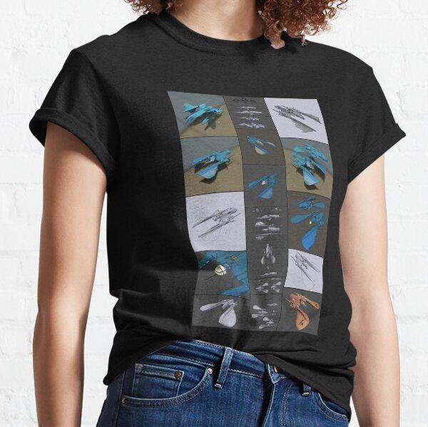 EVOLUTION OF THE RENEGADE MERCHANT Classic T-Shirt