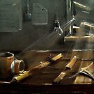 """Broken Light"" by Alan Harris"