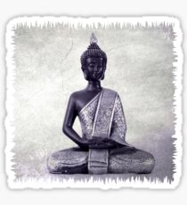 Buddha - JUSTART © Sticker