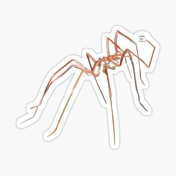 Daddy sea spider Sticker
