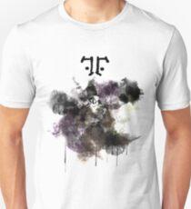 Watchmen- Rorschach Watercolor Portrait T-Shirt