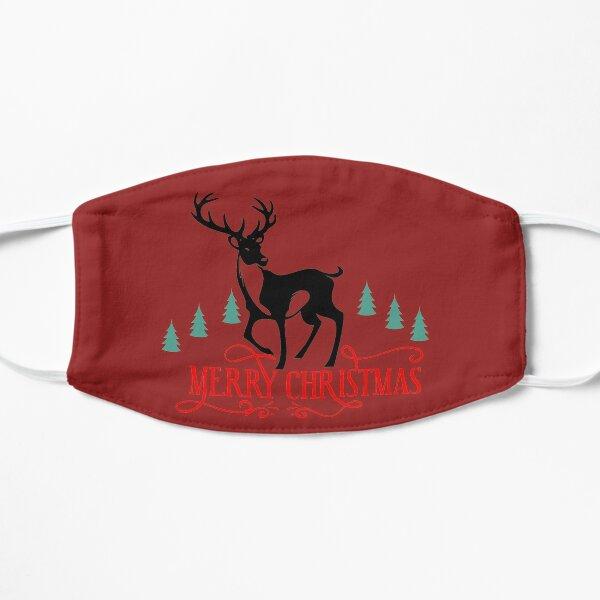 Chemise de Noël de cerf | T-shirt et MUG de cerf joyeux Noël Masque sans plis