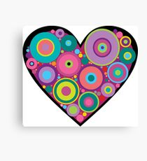 Heart2 Canvas Print