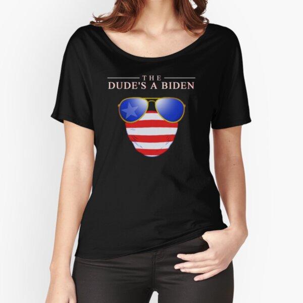 The Dude's A Biden Relaxed Fit T-Shirt
