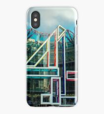Channel 4 iPhone Case