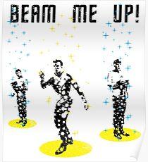 Star Trek - Beam me up! Poster