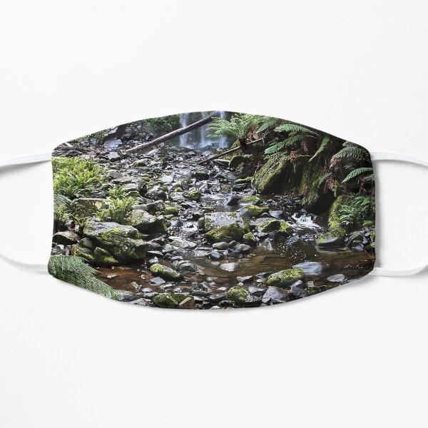 Hopetoun Falls, Victoria, Australia Flat Mask