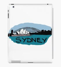 SYDNEY iPad Case/Skin