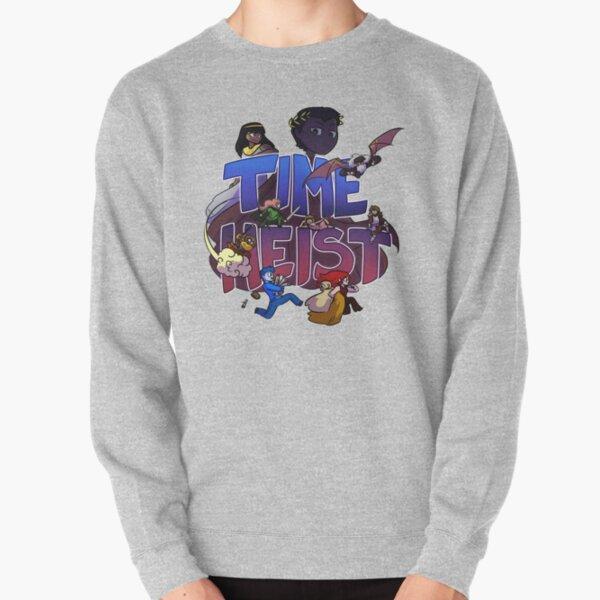 Time Heist Pullover Sweatshirt