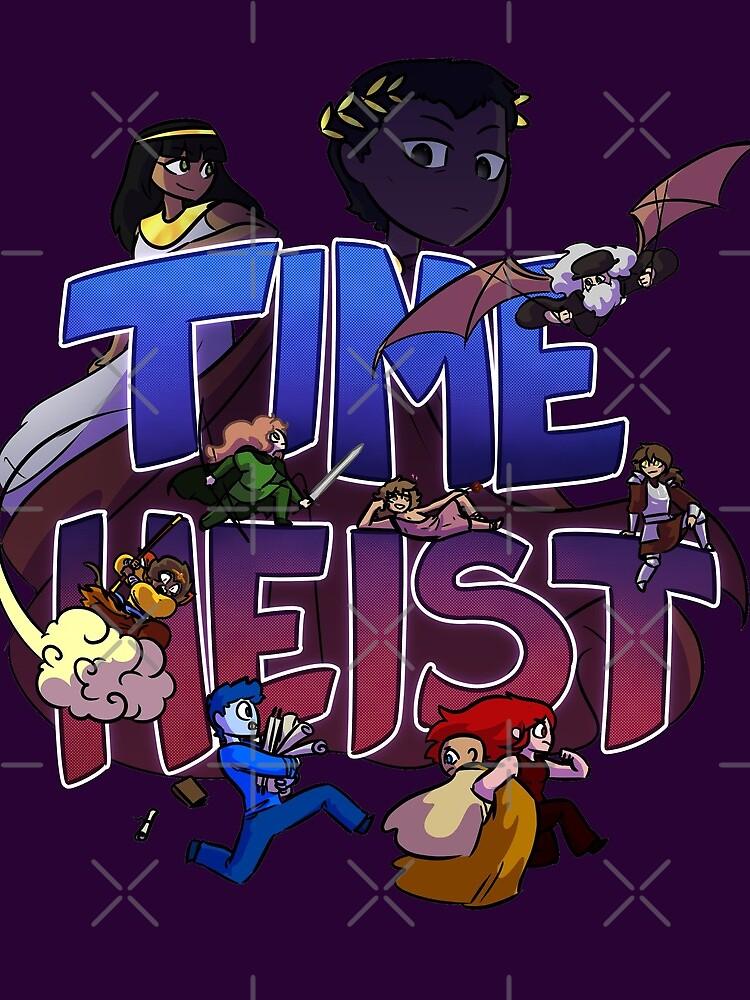 Time Heist by OSPYouTube