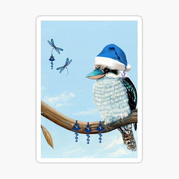 A Jingle Bell Christmas Sticker