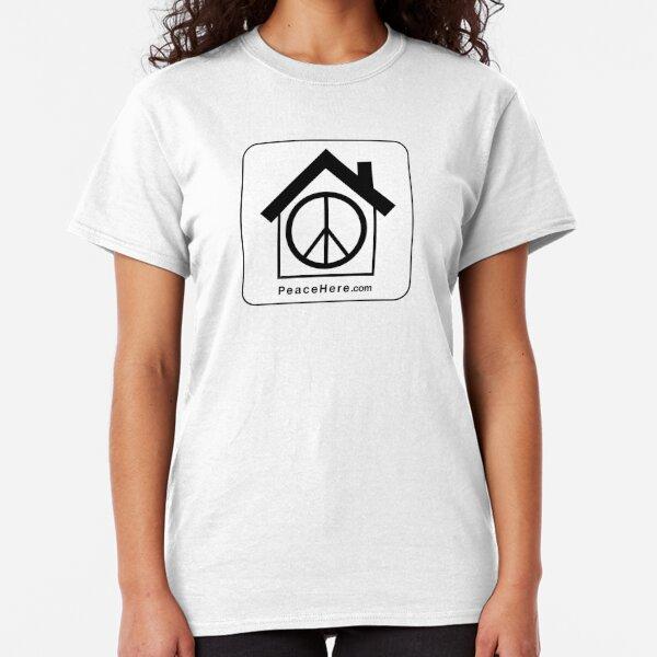 PeaceHere.com Classic T-Shirt