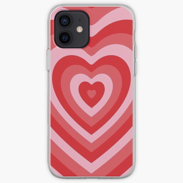 Powerpuff Girls Hearts iPhone Soft Case